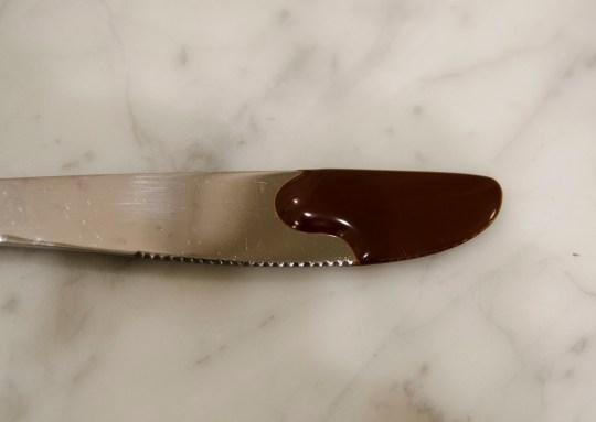 prove kniv