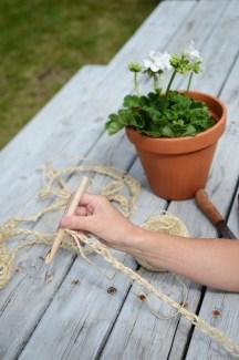 flowerpot crochet