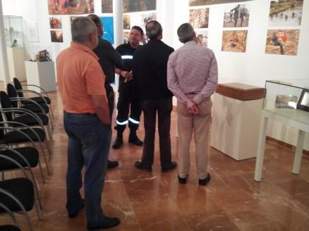 Visita al Museo Histórico de la UME
