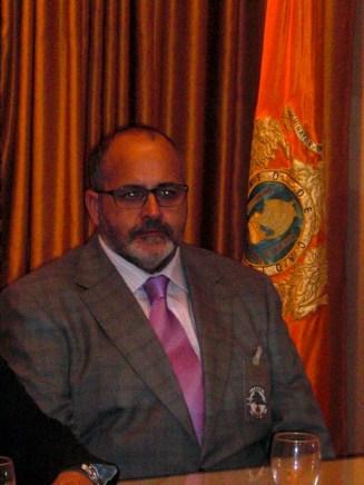 D. José Manuel Calvo Hurtado, Vicepresidente del IERD.