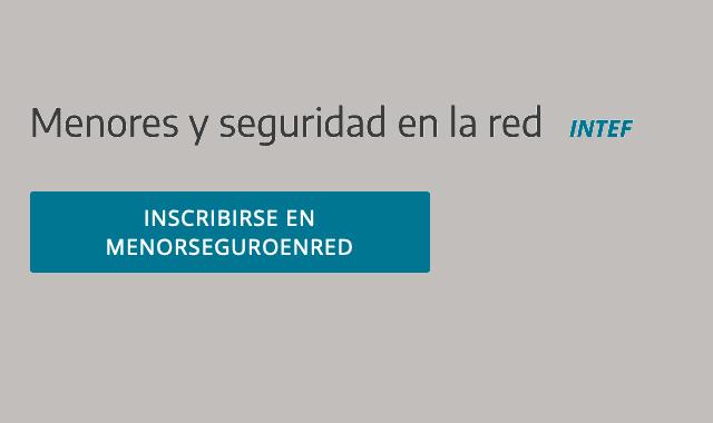 """Curso gratuito online: """"Menores y seguridad en la red"""""""