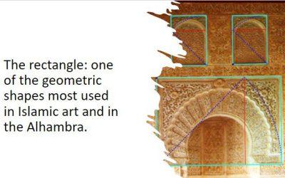 La proporción en la Alhambra