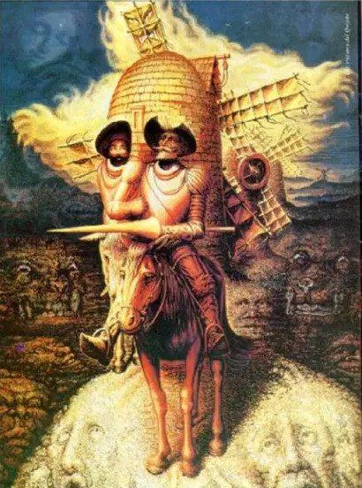 Concurso Literario Don Quijote de la Mancha
