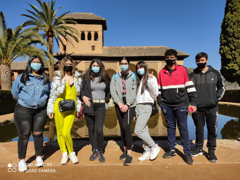 Visita a la Alhambra 2021