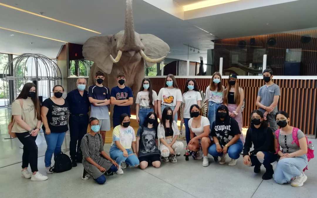 Visita al Parque de las Ciencias 3º ESO C
