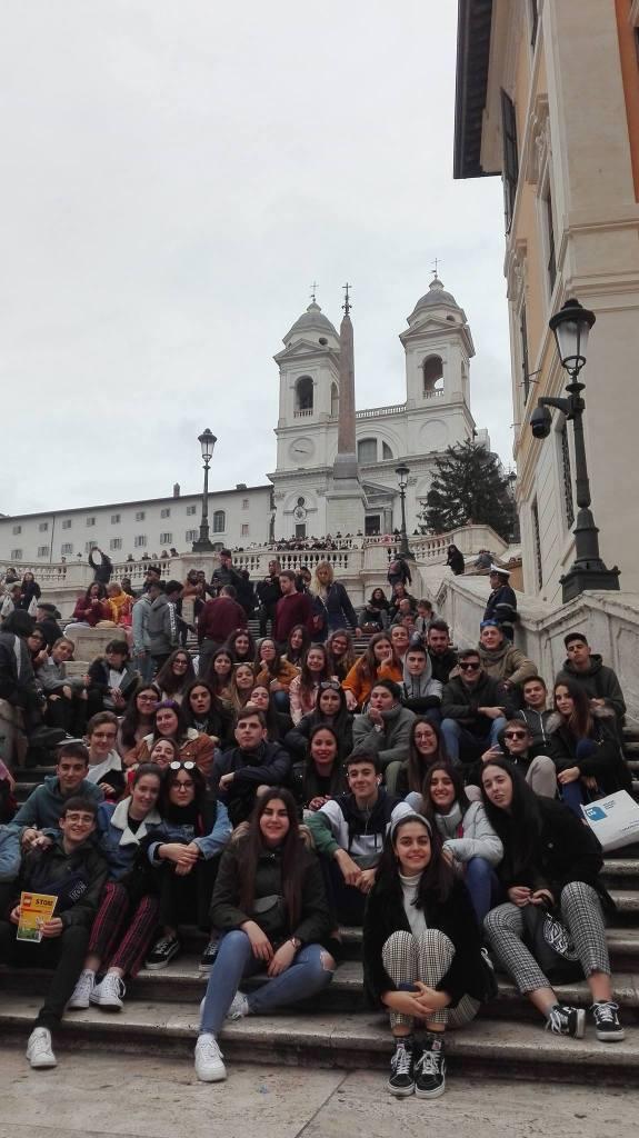 Roma - Plaza España