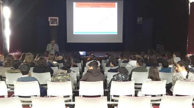 Jornadas de transición de los CEIPs al instituto