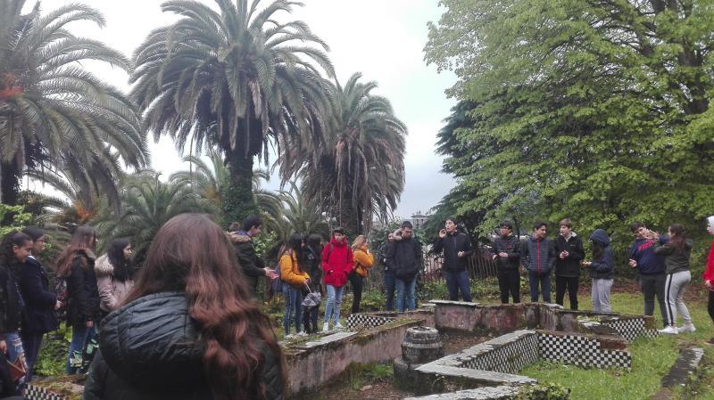 Visita por Castro Urdiales de Historia del Arte