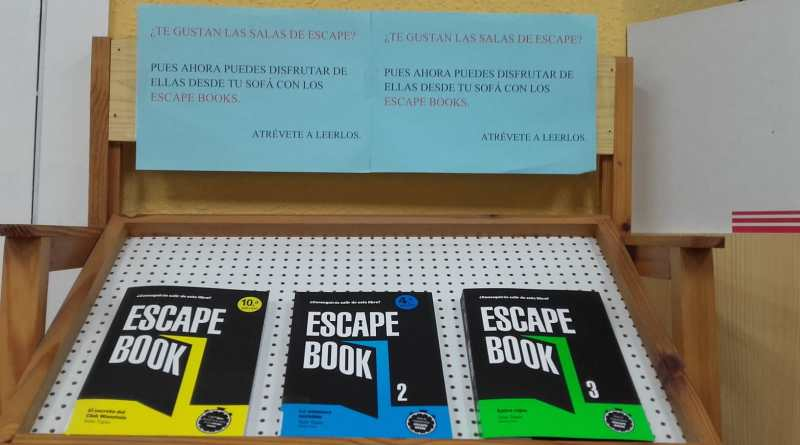 Escape books