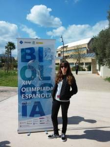 XIV Olimpiada Nacional de Biología