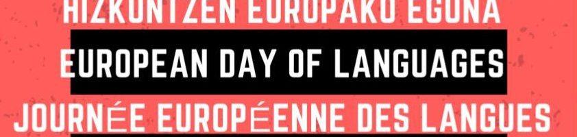 Día europeo de las lenguas 2017