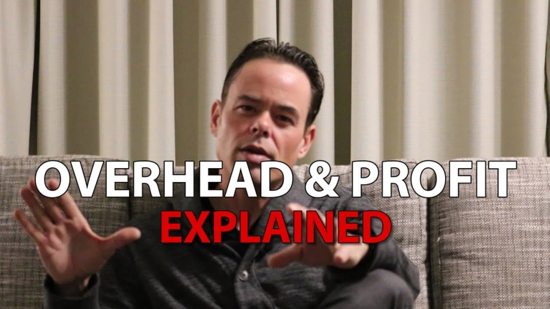 Overhead and Profit Background & History | O&P Approval