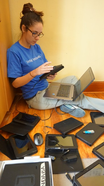 Tablet Configuration