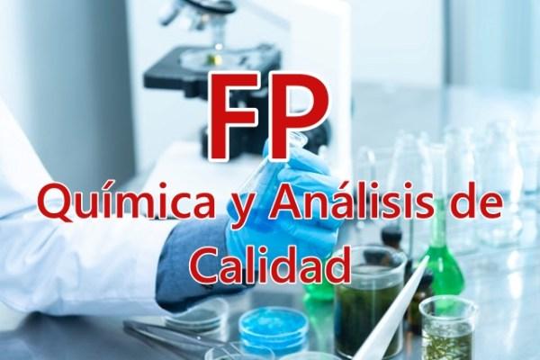 FP Química