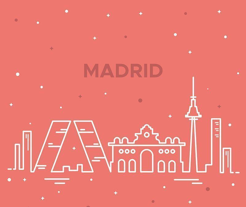 Viaje a Madrid 2º ESO. Curso 2018-2019