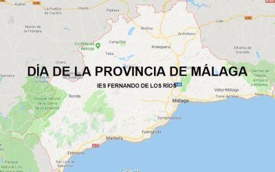 """Celebración """"Día de la Provincia de Málaga"""""""