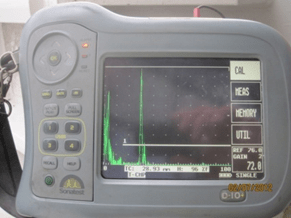 Ultrasonic Weld Testing, Surface and Sub-Surface – Ferrous/Non-Ferrous Metals