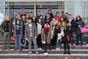 Visita Facultades 2º BACH
