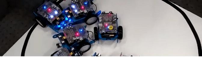 Obradoiro de robótica para 3º de ESO