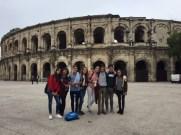 """""""Les Arènes"""", Coliseo romano de Nîmes"""