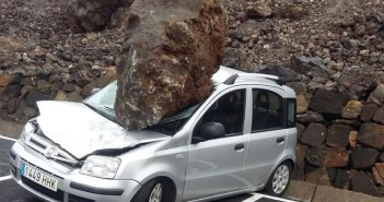 Огромный камень