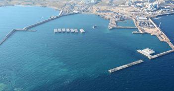 В июне в порту Granadilla ожидаются для ремонта первые корабли и платформы
