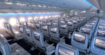 Arona рекламирует себя у важнейших авиакомпаний Европы