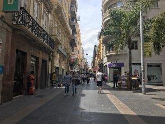 """""""Голливудская погоня"""" на улицах Santa Cruz de Tenerife"""