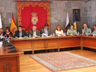 Уровень преступности в муниципалитете San Miguel de Abona снижается