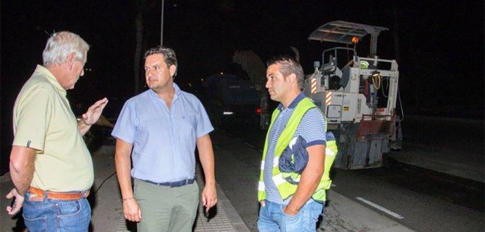 Муниципалитет Arona всерьез занялся ремонтом улиц и дорог