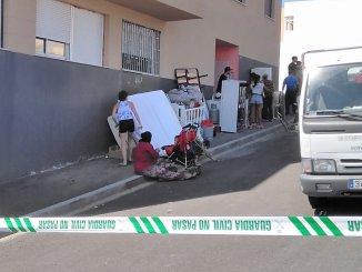 """Выселили несколько семей """"ocupas"""" на юге Тенерифе"""