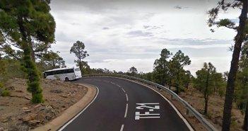 Из-за полученных травм скончался мотоциклист в Vilaflor