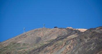 Уведомление о забастовке на канатной дороге вулкана Тейде