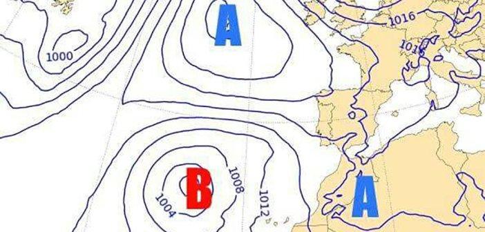 Изменение погоды на Канарах с возможными сильными дождями и штормами