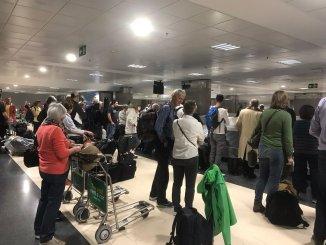 """На Канарских островах обозвали """"колониальным"""" отношение компании AENA к южному аэропорту Тенерифе"""