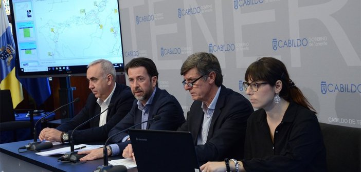 Островной Совет выделил почти десять миллионов евро на улучшение автобусных остановок на Тенерифе
