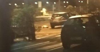 В La Laguna ночью расстреляли мужчину в его машине