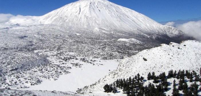Aemet предупредило об историческом повышении CO2 на Тейде