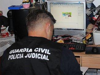 В San Miguel, Güímar и La Laguna агентами Гражданской гвардии обнаружены 8000 файлов для педофилов