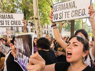 """В Испании нет """"центра срочной помощи"""" для жертв изнасилования в стиле США и Европы"""