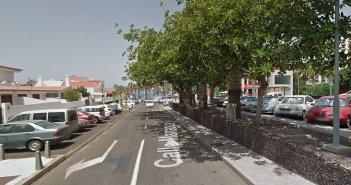 Нападение с холодным оружием на французскую пару в Playa de las Americas
