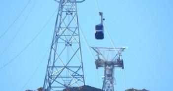 Канатная дорога на вулкан Тейде снова столкнулась с серьёзными проблемами