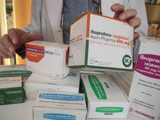 ibuprofeno y paracetamol