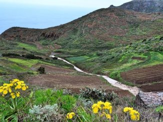 Улучшена сельскохозяйственная дорога в Parque Rural de Anaga