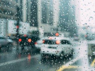 Жёлтое предупреждение о дождях на завтра на островах архипелага