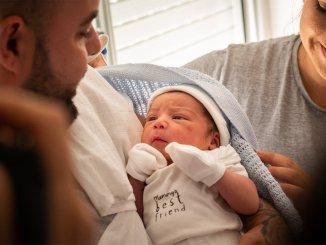 Первый канарец 2020 - родился на Тенерифе, назвали Педро