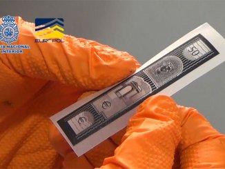 На Канарах печатали фальшивые банкноты, не успели сбыть