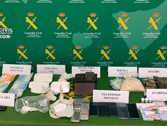 Ещё одна крупная банда наркоторговцев арестована на Тенерифе