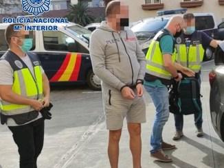 На Тенерифе задержан гражданин России, разыскиваемый дома