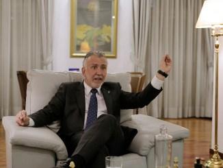 Против президента правительства Канар возбуждено дело в связи с его заявлениями по Covid-19